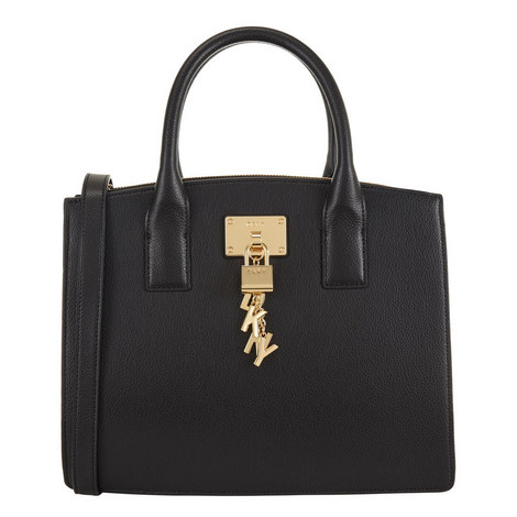 Elissa Leather Tote, ${color}