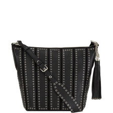 Brooklyn Leather Feed Bag