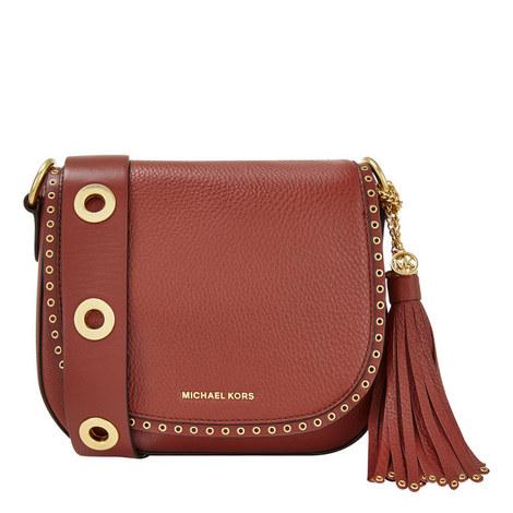 Brooklyn Saddle Bag Small, ${color}