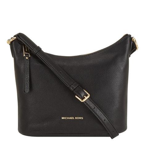Lupita Messenger Bag Small, ${color}