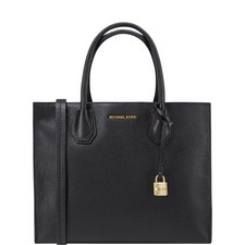 Mercer Bonded Leather Tote Large