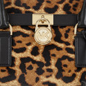 Hamilton Leopard Satchel Large, ${color}