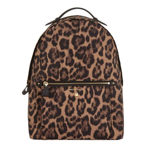 462c55a06d4049 Kelsey Leopard Print Backpack, ${color} Sale View Larger Image
