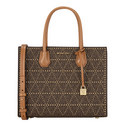 Mercer Pyramid Stud Tote, ${color}
