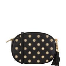 Ginny Studded Messenger Bag
