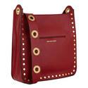 Jenkins Studded Sullivan Messenger Bag, ${color}