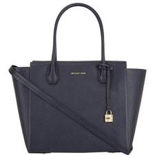Mercer Leather Bag