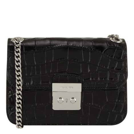 Sloan Editor Chain Strap Shoulder Bag, ${color}