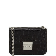 Sloan Editor Chain Strap Shoulder Bag