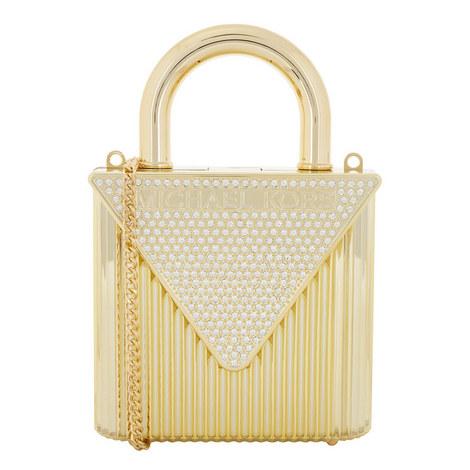 Mercer Lock Clutch Bag, ${color}