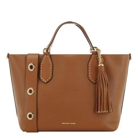 Brooklyn Grab Tote Bag Large, ${color}