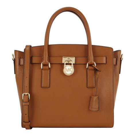 Hamilton Leather Satchel Large, ${color}