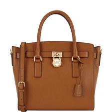 Hamilton Leather Satchel Large