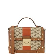 Centre Stripe Trunk Bag