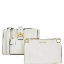 Bond Convertible Leather Bag Medium