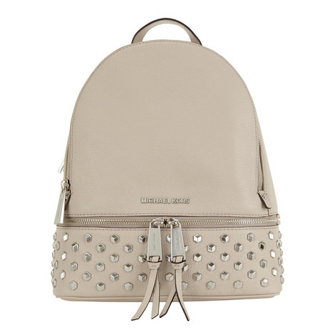 Rhea Studded Backpack, ${color}