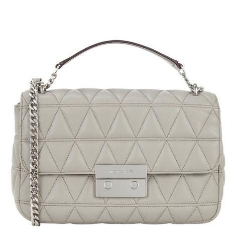 Sloan Chain Shoulder Bag, ${color}
