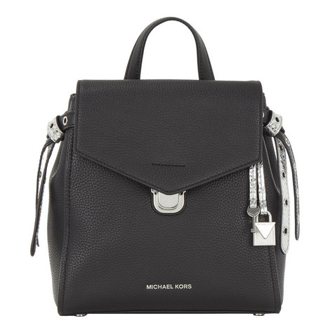 d6cb1e35ef07 MICHAEL MICHAEL KORS Bristol Leather Small Backpack