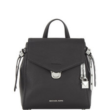 Bristol Leather Backpack Small