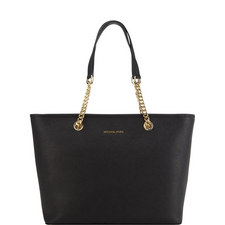 Jet Set Medium Chain Tote