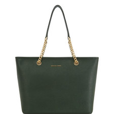 Jet Set Travel Chain Tote