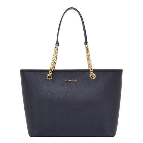 Jet Set Medium Chain Tote , ${color}