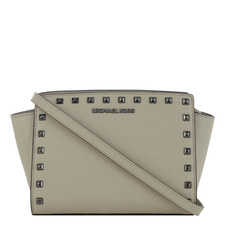 Selma Studded Messenger Medium