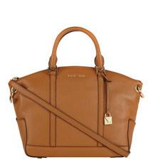 Beckett Leather Satchel Medium