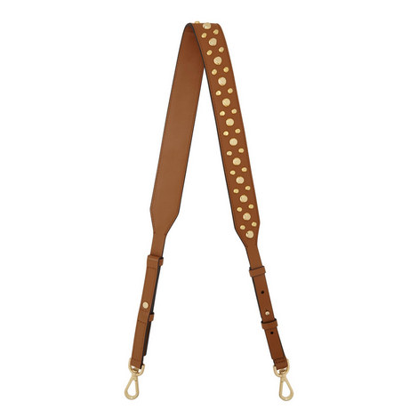 Studded Handbag Strap, ${color}