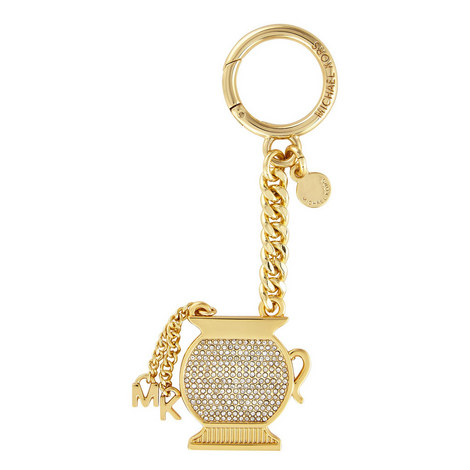 Aquarius Zodiac Bag Charm, ${color}