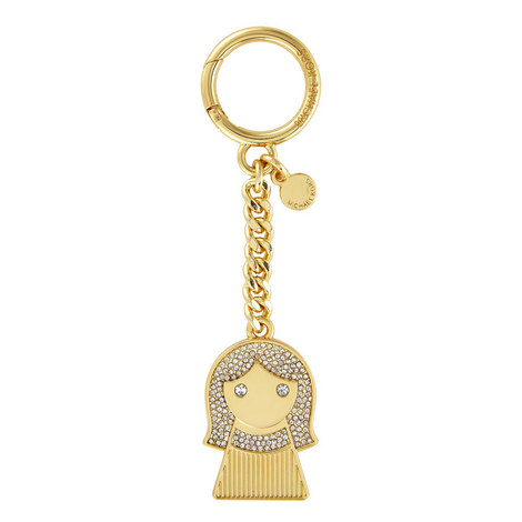 Virgo Zodiac Bag Charm, ${color}