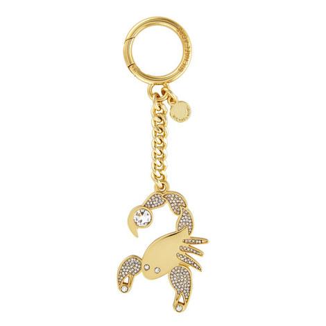Scorpio Zodiac Bag Charm, ${color}