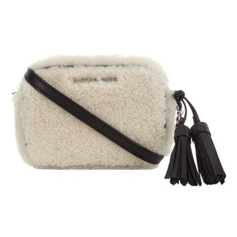 Jet Set Shearling Crossbody, ${color}