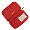 Jet Set Saffiano Leather Phone Case, ${color}