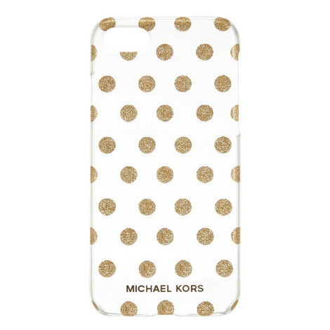 Glitter Dot iPhone Case , ${color}
