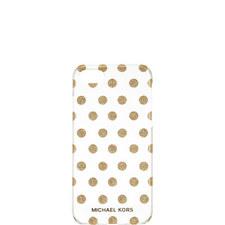 Glitter Dot iPhone Case
