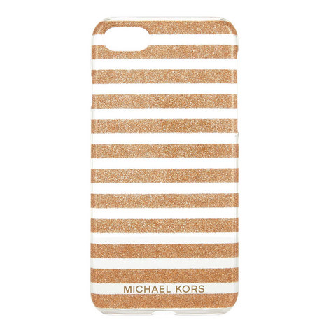 Glitter Stripe iPhone Case , ${color}