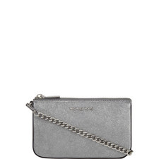 Metallic Chain Pouch