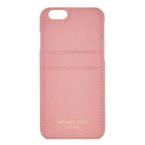 Logo Print iPhone 6 Case, ${color}