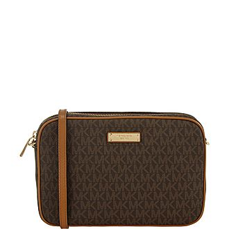 014c8068b MICHAEL MICHAEL KORS Canteen Medium Crossbody Bag €175.00 · Signature Crossbody  Large