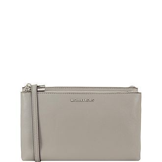 dfe7c129ac79 MICHAEL MICHAEL KORS Signature Crossbody Large €160.00 · Adele Double Zip  Crossbody
