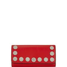 Rivington Studded Wallet