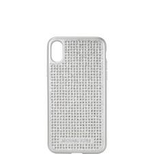 iPhone X Pavé Inlay Case