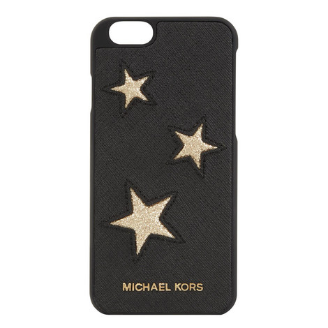 Glitter Stars iPhone 6/6S Case, ${color}