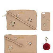 4 Piece Glitter Stars Gift Set