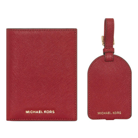 Passport Cover And Tag Set, ${color}