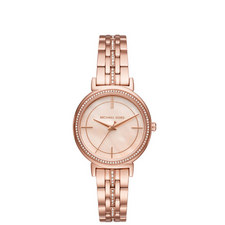 Cinthia Pavé Bracelet Watch 33mm