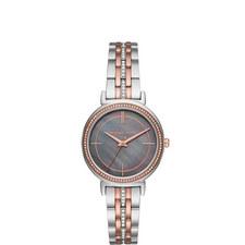 Cinthia Pavé Bracelet Watch 33mm