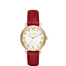 Norie Leather Watch