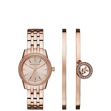 Ritz Watch and Bangle Gift Set